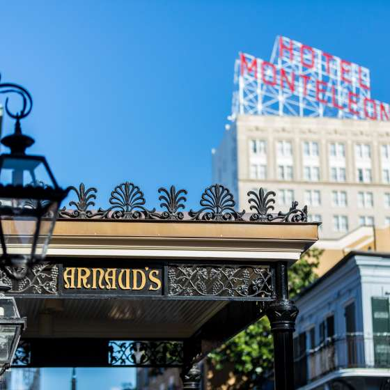Arnaud's Hotel
