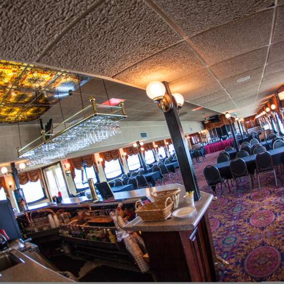 Creole Queen Riverboat Dining Room