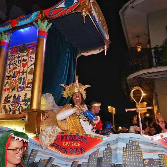 Krewe du Vieux 2016 - Big Freedia