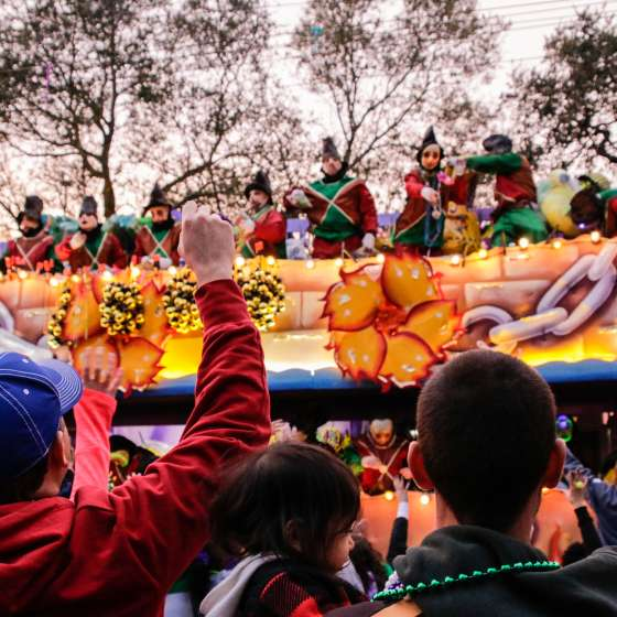 Krewe of Endymion Parade