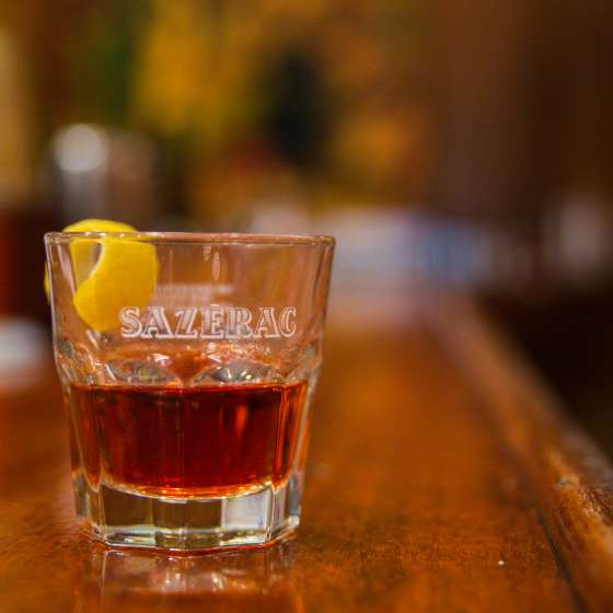 The Roosevelt Hotel- Sazerac Bar
