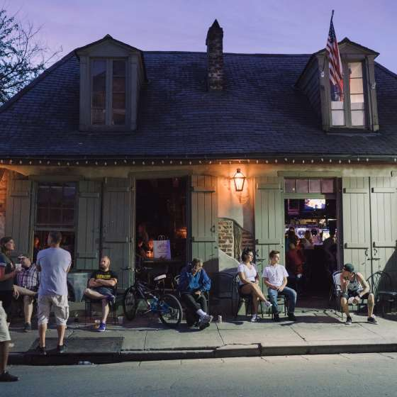 Lafitte's Blacksmith Shop