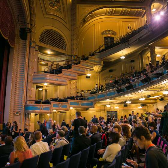 New Orleans Film Festival- Opening Night at the Orpheum