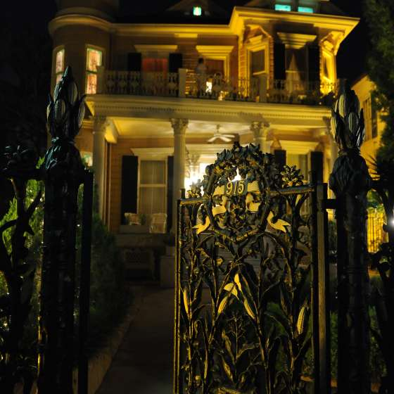 Haunted New Orleans