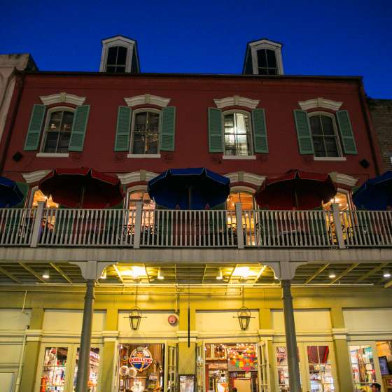 Dining, french Quarter