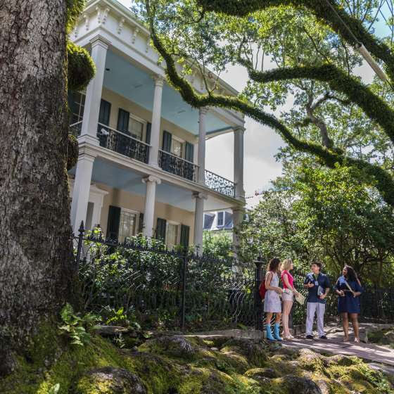Garden District Walking Tours