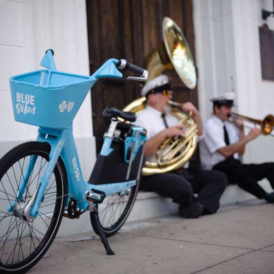 Blue Bikes New Orleans
