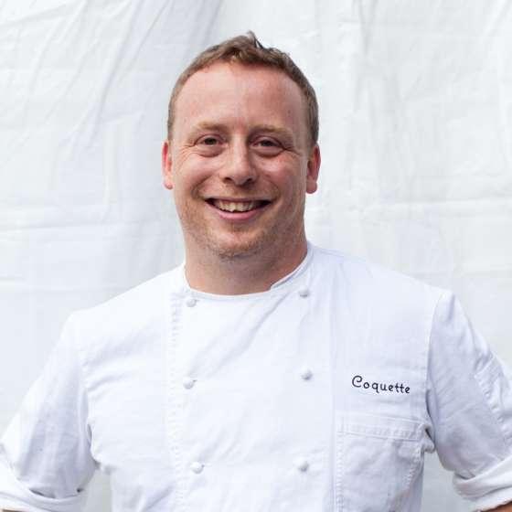 Chef Michael Stoltzfus
