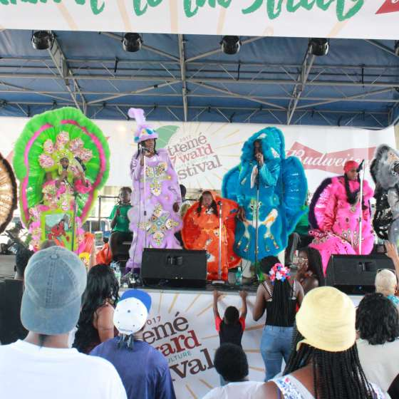 Tremé/7th Ward Arts and Culture Festival