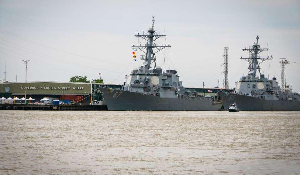 NOLA Navy Week 2015