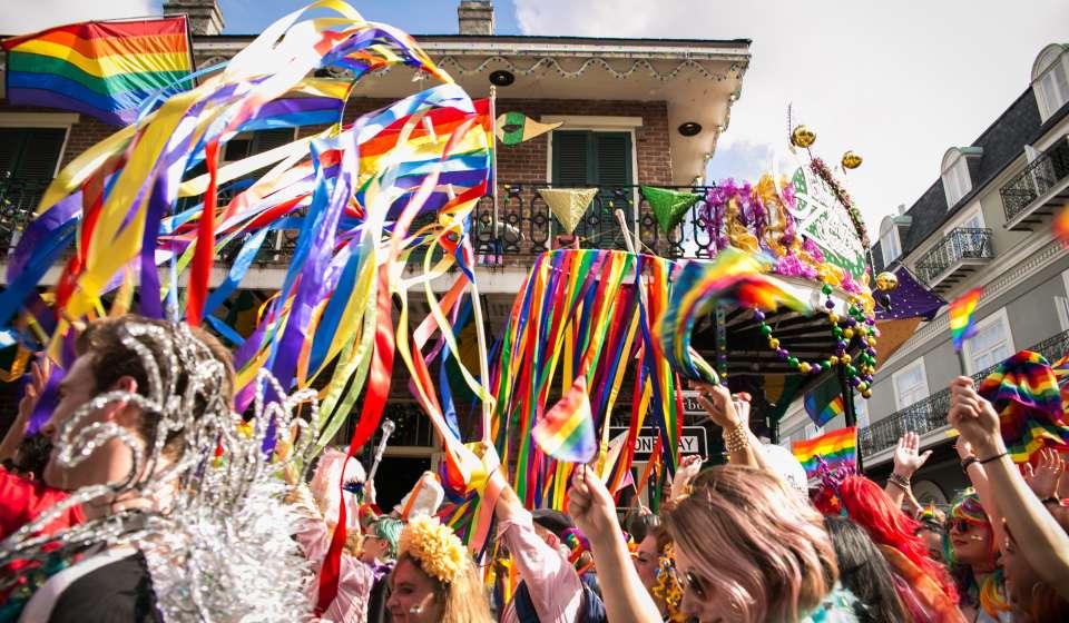 LGBT Reverse Parade
