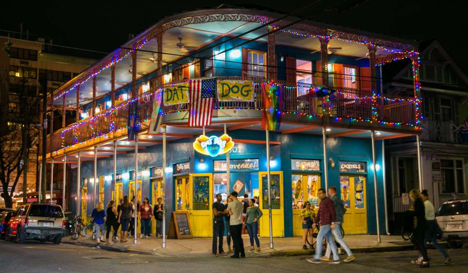 Dat Dog Frenchmen Street