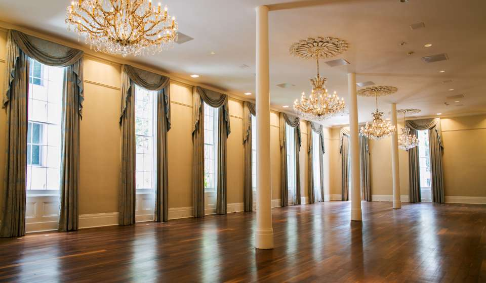 Gallier Hall Historic Renovations