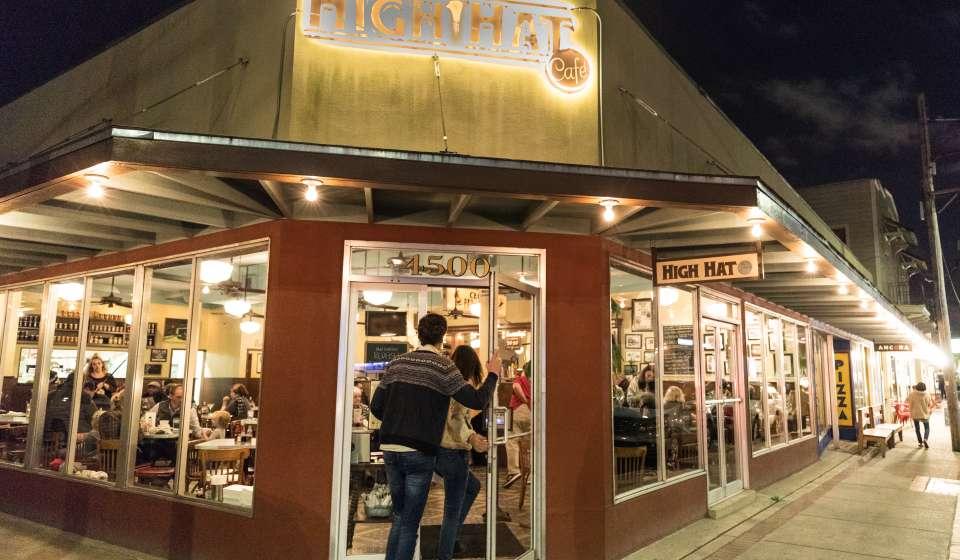 High Hat Cafe