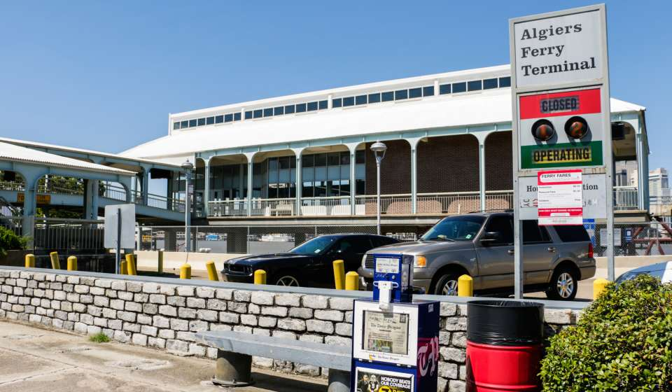 Algiers Point Ferry Terminal