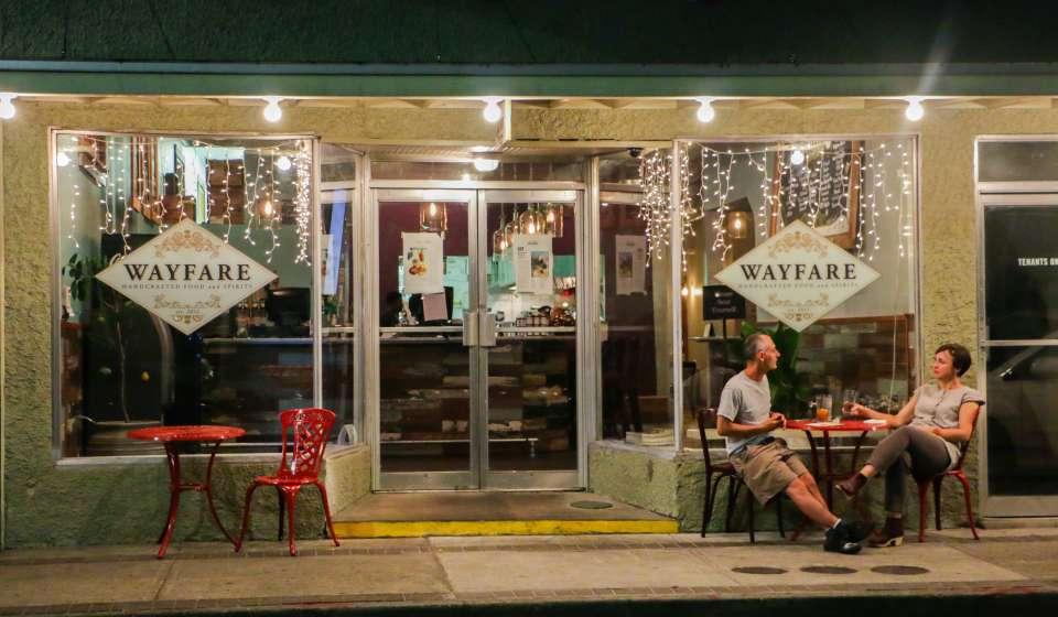 Wayfare - Freret Street