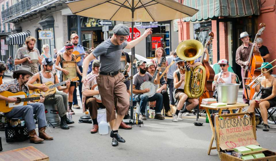 New Orleans Events Calendar | Concerts and Live Music Events