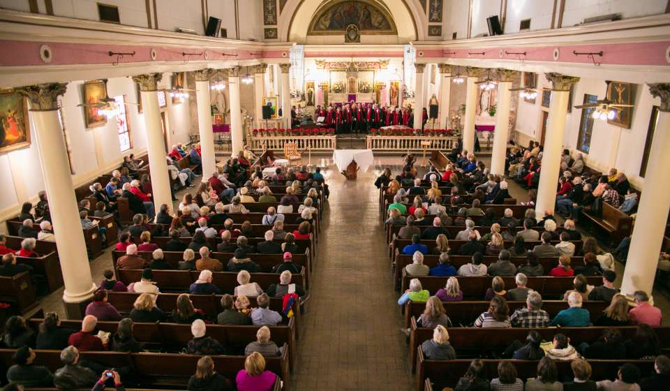 St. Augustine Church Christmas Concert
