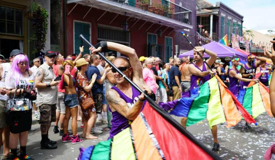 Southern Decadence Parade 2016