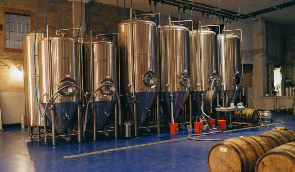 Wayward Owl Brewing Company Tap Room at The Gem