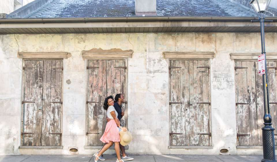 French Quarter- Romantic