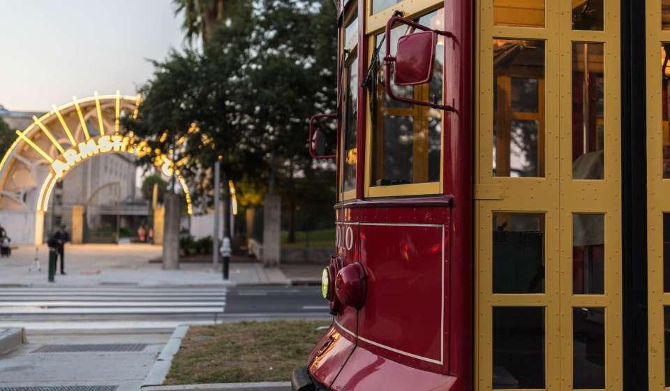 Rampart Street Streetcar Line