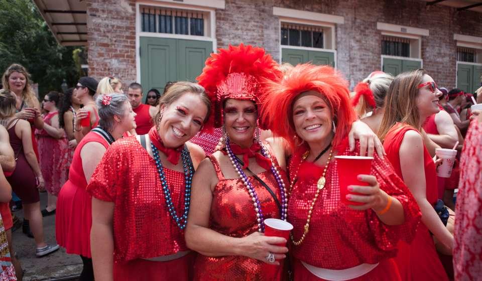 Red Dress Run