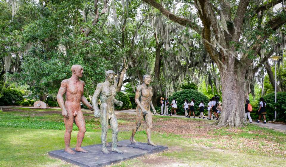 Besthoff Sculpture Gardens