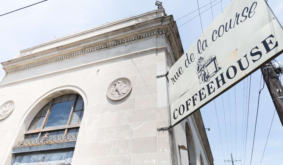 Rue de la Course Coffeehouse