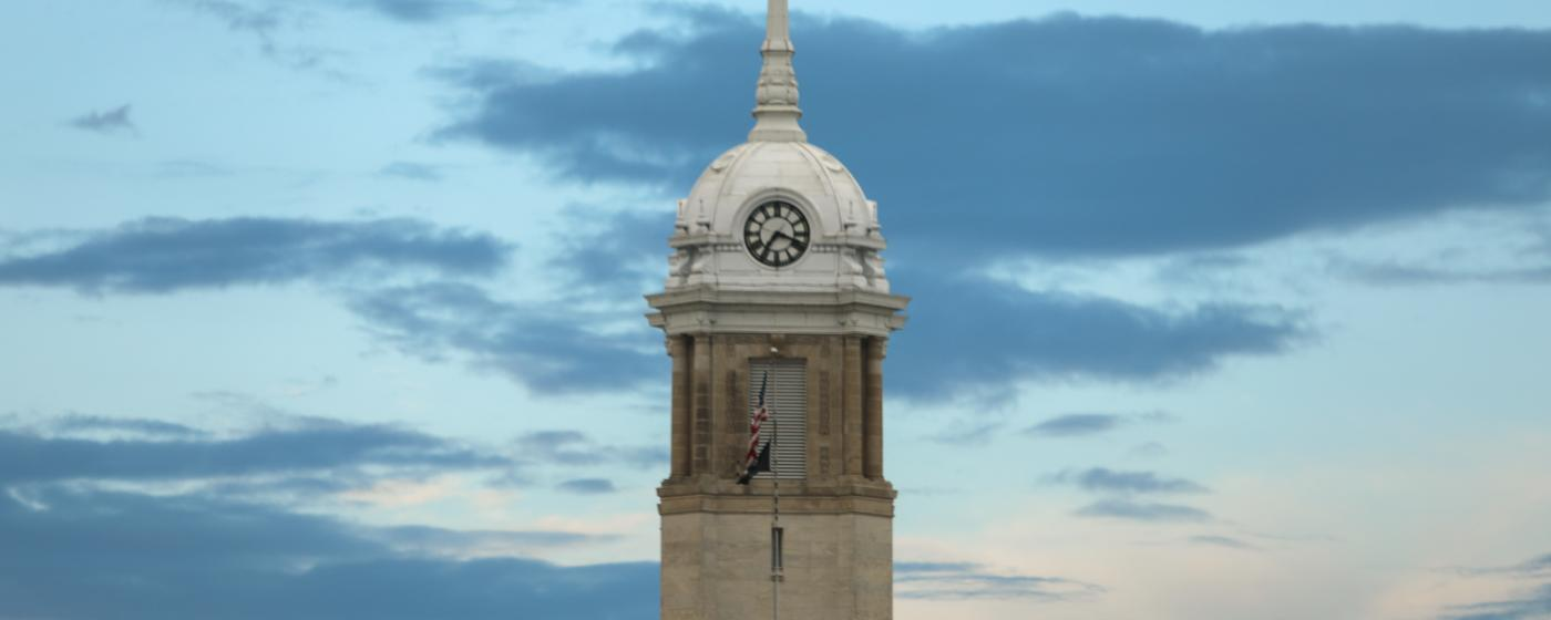 Courthouse Spire