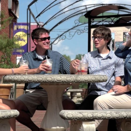"""Visit Rutherfordton: North Carolina's 2016 """"Small Town of the Year"""""""