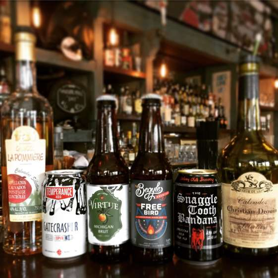 3 Chicago Hotspots For Your Cider Fix