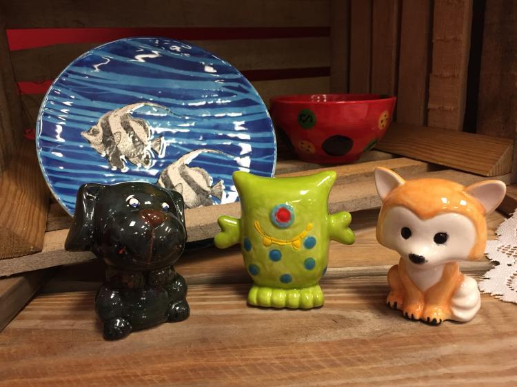 Diy Fun Bisque Barn Pottery Paint Studio In Avon