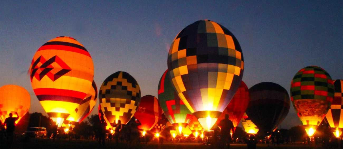Balloon Rally Photo