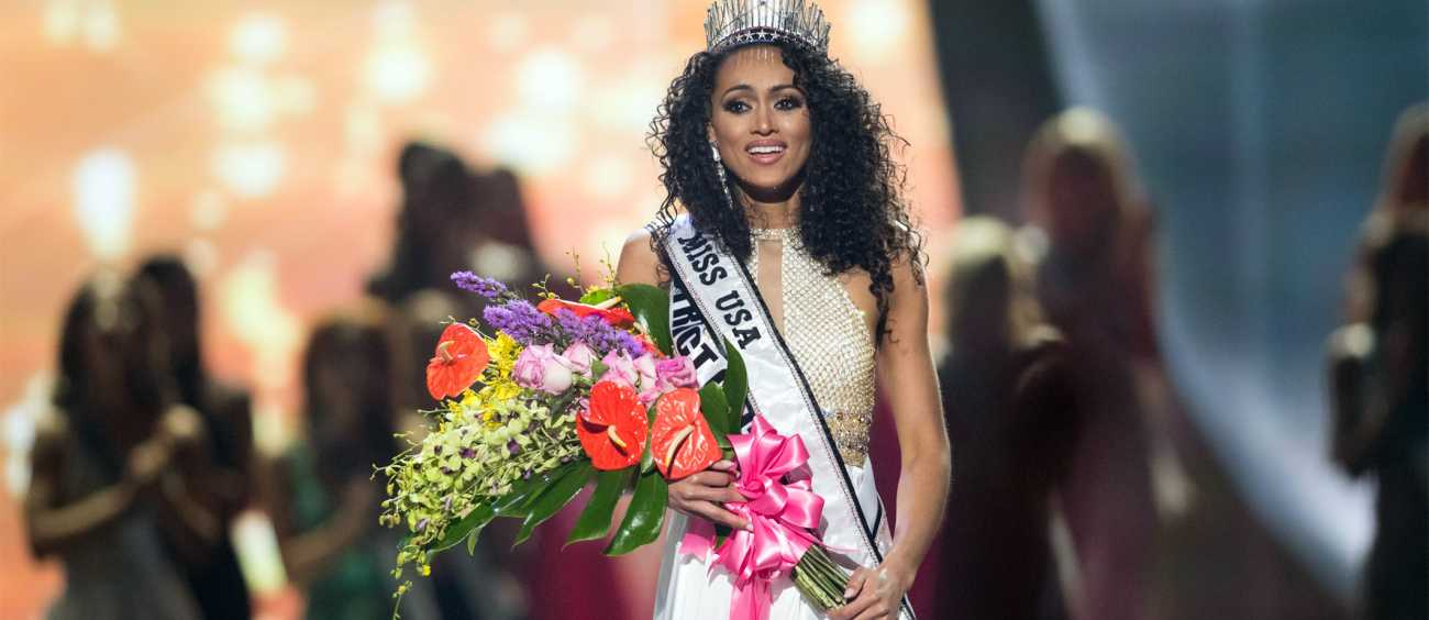 A photo of Miss USA