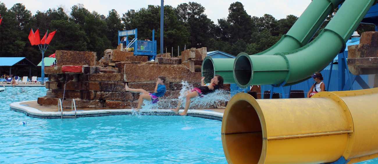 A photo of Splash Kingdom Water Park