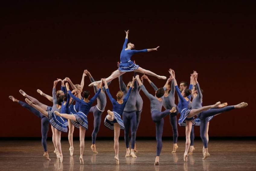 New York City Ballet Winter Repertory Season