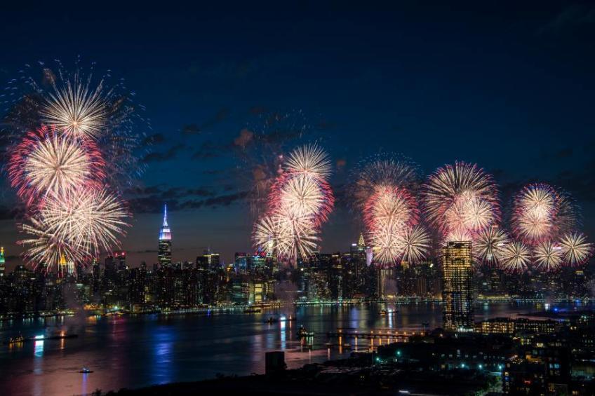 Macy's Fourth of July Fireworks