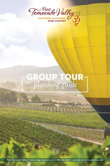 Group Tour Planning Guide