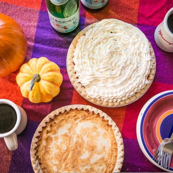Pie in Bloomington