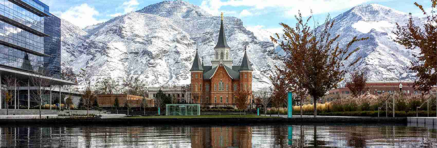 Provo Temple Open House