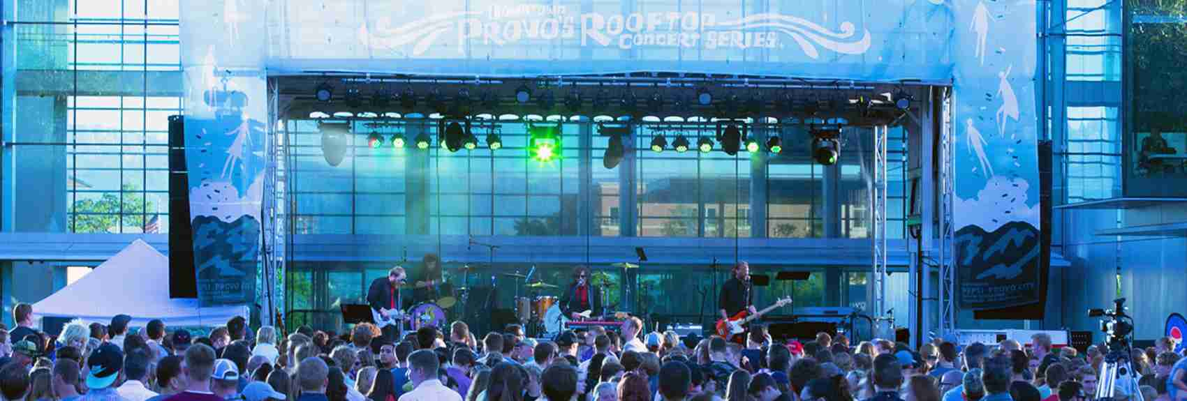 Roof Top Concert Series
