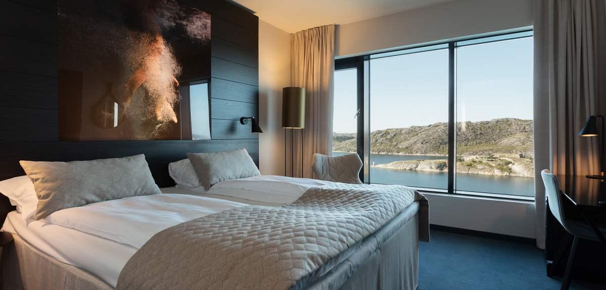 hoteles scandic en el norte de noruega