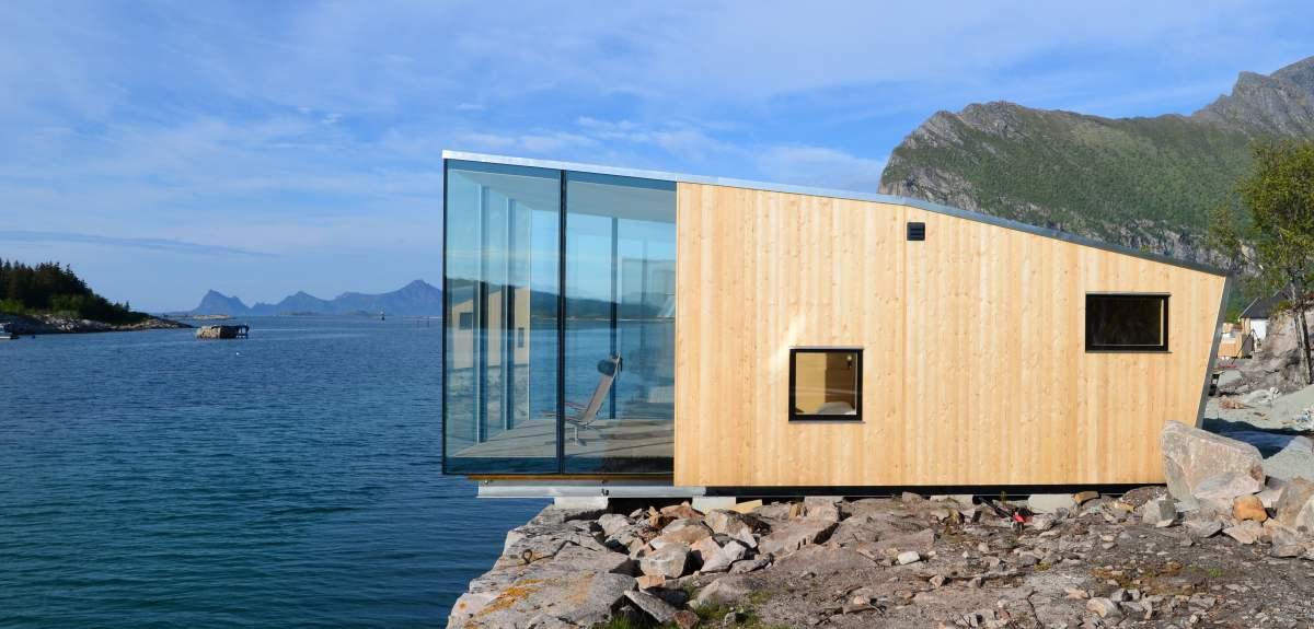 Isolated Beach House For Sale