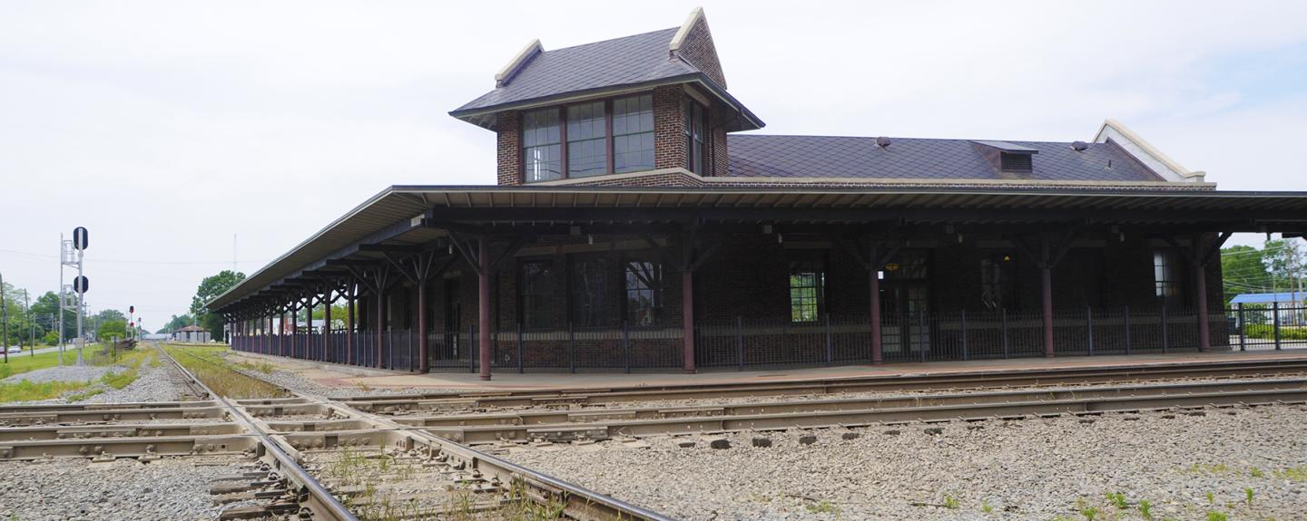 Selma Train Station