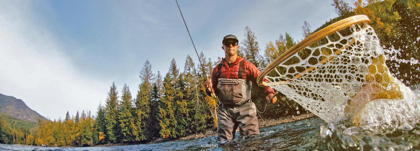 Fishing in Kamloops British Columbia