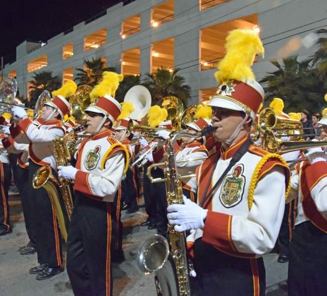 Mardi Gras - Marching Band