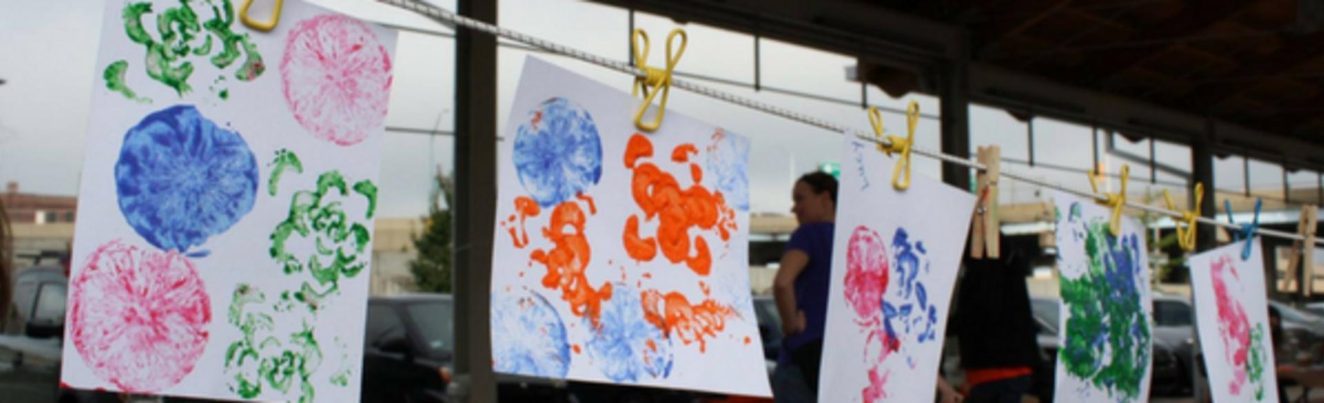 Artists Creating Together artwork