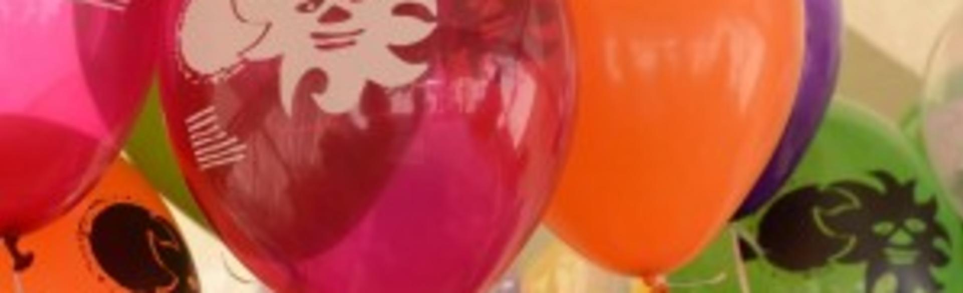 Festival Assorted Balloons