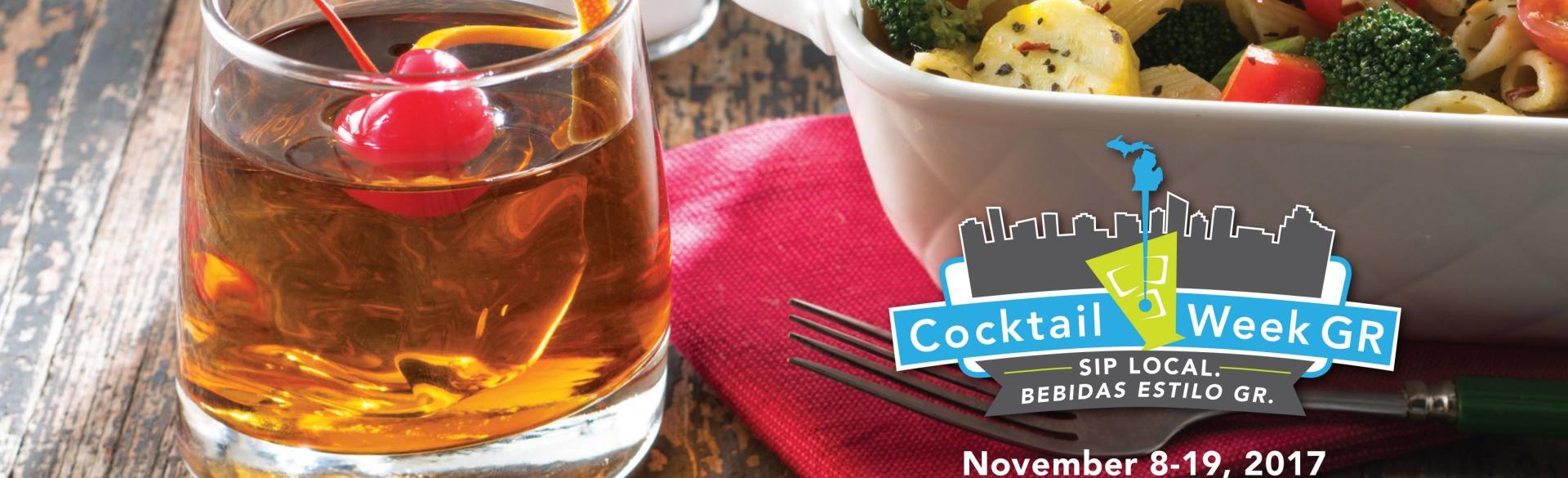 Cocktail Week Grand Rapids - Nov 8-19